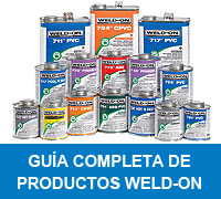 Complete Weld-On Products Selection Guide