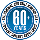 60+ years of service